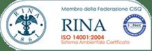 Certificazione ISO 14001 2015
