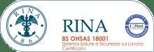 Certificazione BS OHSAS 18001